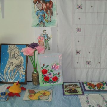 Выставка — «Добрых рук мастерство»