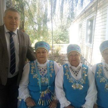 1 октября – Международный день пожилых людей!